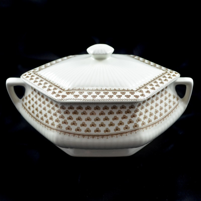 Adams Sharon Suppentasse Englische Keramik English Ironstone Soup Bowl