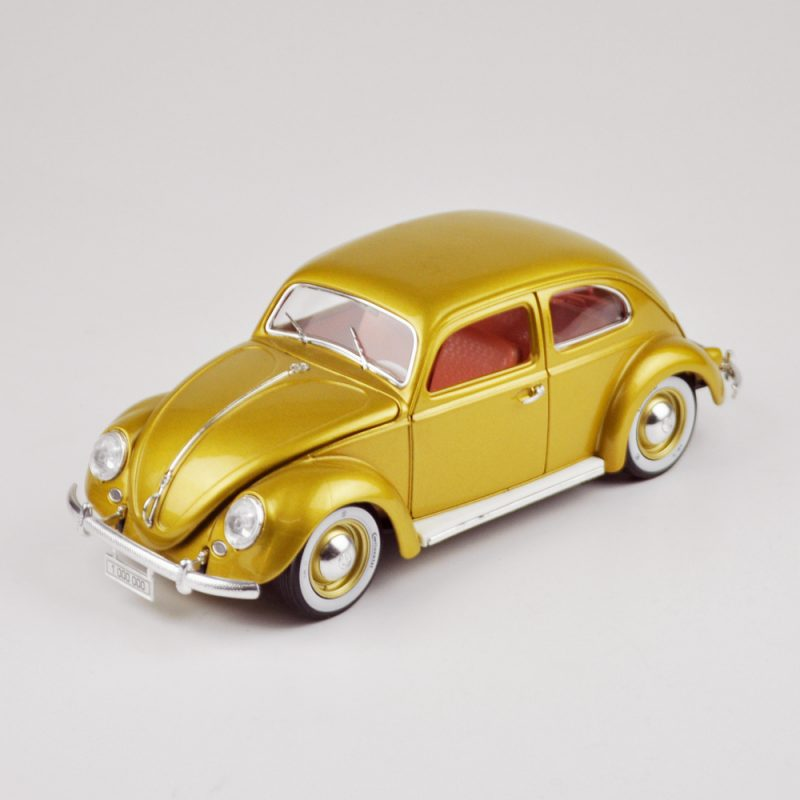 Beetle 118 Car Vw Model 1955 Diecast Metal Burago 1:18 Volkswagen Kafer-käfer Sonstige Spielzeugautos & Zubehör