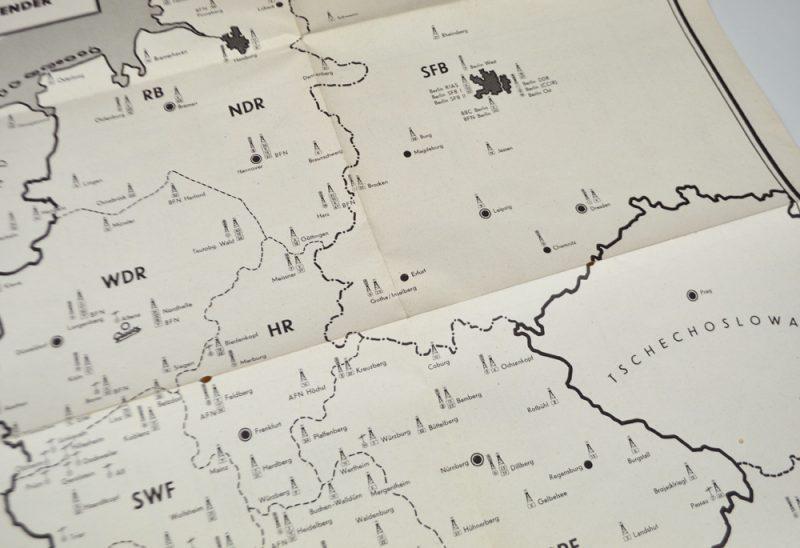 Ukw Sender Karte